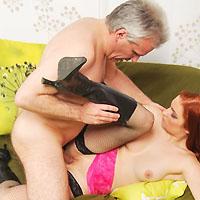 Incest met haar papa