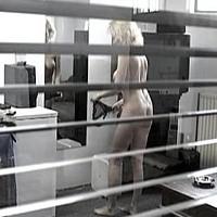 Milf voyeur sex